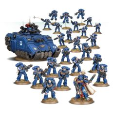 Space Marine Battleforce Primaris Inerdiction Force