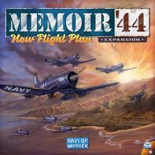 Memoir 44 New Flight Plan Expansion