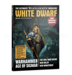 White Dwarf June 2018