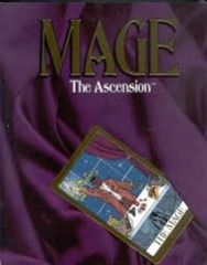 Mage The Ascension 1st Edition - USED