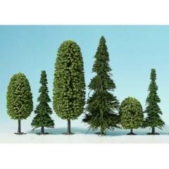 Ziterdest Fableforest Fir and Deciduous Trees Assortment
