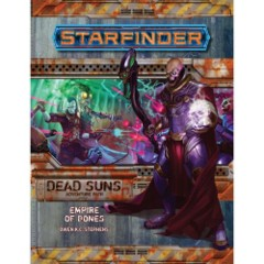 Starfinder Empire of Bones Dead Suns 6 of 6