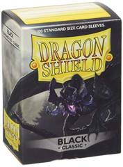 Dragon Shield Box of 100 Classic Black