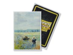 Dragon Shield Box of 100 Art Poppy Field