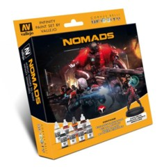 Nomad Paint Set w/ Exclusive Miniature
