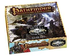 Pathfinder Skull and Shackles Base Set