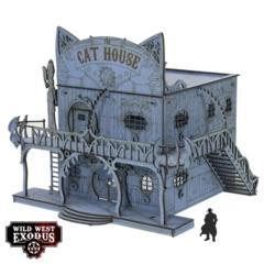 Wild West Exodus Cat House