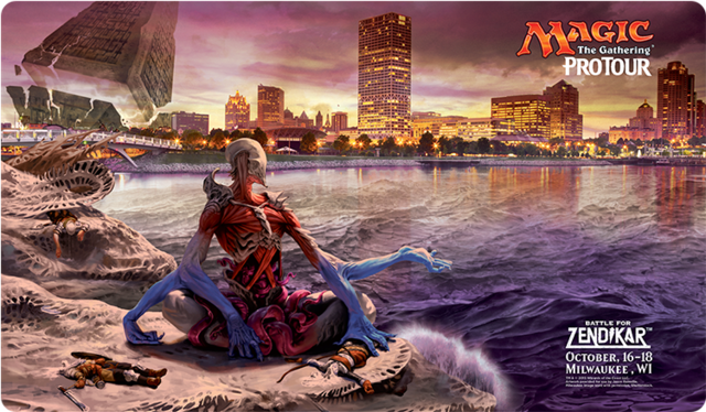 Pro Tour Milwaukee 2015 Playmat