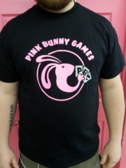 Pink Bunny Games T-Shirt