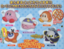 Kirby's Adventure Gashapon Figures