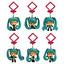 Hatsune Miku Figure Keychain Blind Bag