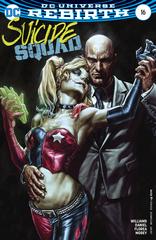 Suicide Squad #16 Var Ed
