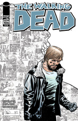 Walking Dead #106 Cover B Adlard