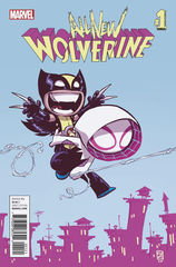 All New Wolverine Annual #1 Young Var