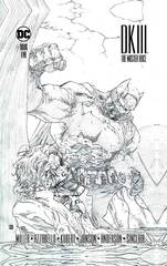Dark Knight Iii Master Race #5 Collector's Edition Hardcover