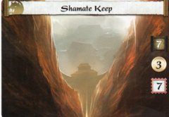 Shamate Keep (Full Bleed Stronghold)