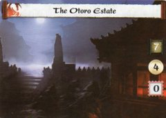 The Otoro Estate (Full Bleed Stronghold)