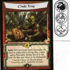 Crude Trap FOIL