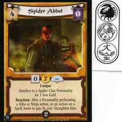 Spider Abbot FOIL