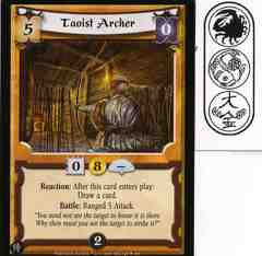 Taoist Archer