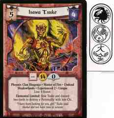 Isawa Tsuke (Experienced 2)