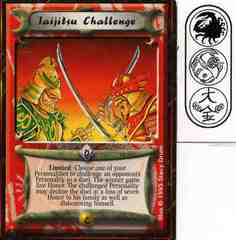 Iaijutsu Challenge
