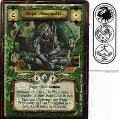Naga Abomination