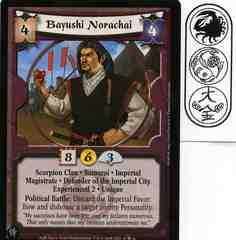 Bayushi Norachai (Experienced 2)