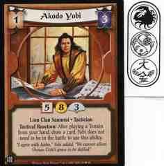 Akodo Yobi