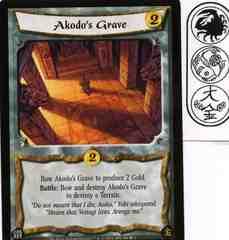 Akodo's Grave