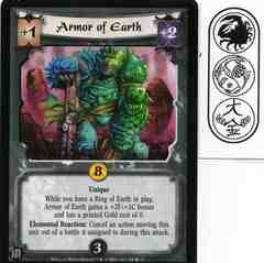 Armor of Earth