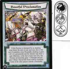 Boastful Proclamation