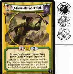 Mirumoto Mareshi (Experienced)