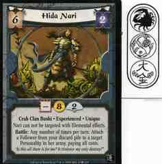 Hida Nari (Experienced)