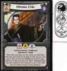 Hiruma Oda (Experienced)