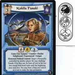 Kakita Funaki (Experienced)