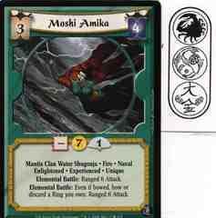 Moshi Amika (Experienced)