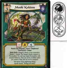 Moshi Kekiesu (Experienced)