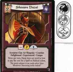 Shosuro Dazai (Experienced)