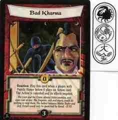 Bad Kharma FOIL