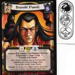 Bayushi Paneki (Experienced 3) FULL BLEED