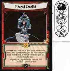 Feared Duelist