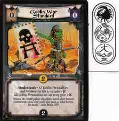 Goblin War Standard FOIL