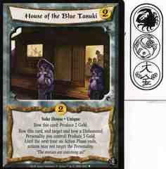 House of the Blue Tanuki