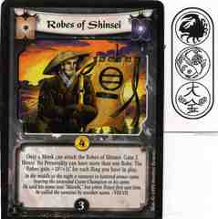 Robes of Shinsei FOIL