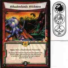 Shadowlands Sickness FOIL