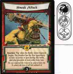Sneak Attack - Alt Art