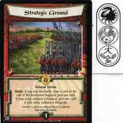 Strategic Ground