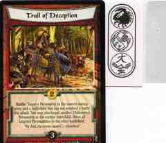 Trail of Deception