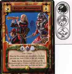 Gaijin Mercenaries